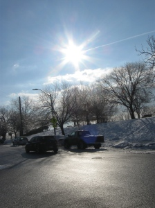 sun/snow