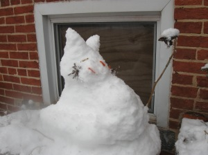 snow cat, March 5